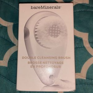 NEVER USED Bare Minerals double Cleansing brush